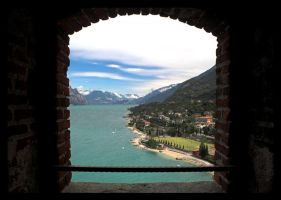 Lake Garda II by kiebitz