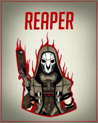 Reaper by McArthur525