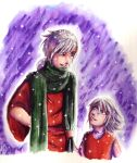 Whyte and Lurissa by dragonsong17