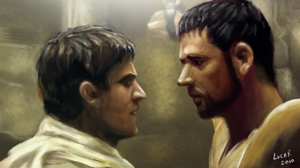 gladiator vs commodo updated by cavalars