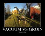 Vacuum vs Nuts by Onikage108