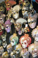 Masks by marianthony1963