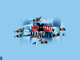 Man City by Khalid94