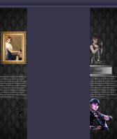 Jill Valentine BG for new yt by Kijuju8