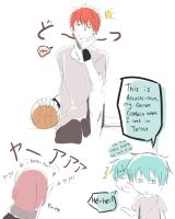 Akashi's Introduction by Ururukia