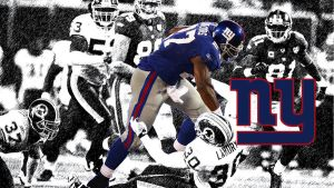 Brandon Jacobs by jason284