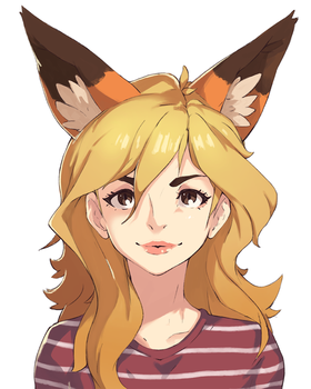 Portrait Commission by sa-ryong