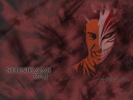 Shinigami Raj by unikguyraj
