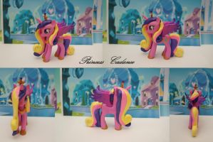 custom princess Cadance by ShiveringCanvas