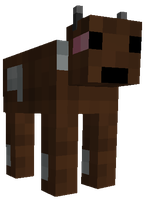 my tex pack cow :D by GroudonMcL