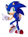 IO - Sonic in Chapter 23 by TheEnigmaMachine