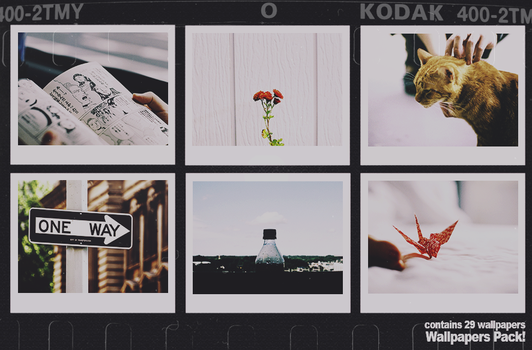 + Wallpapers Pack by natieditions00