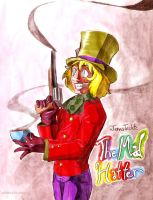 The Mad Hatter by Waterwindow