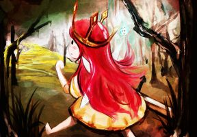 Child of Light by SHAWN-O-B0T