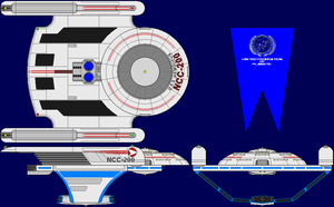 USS Asmodeus Multi-View by captshade