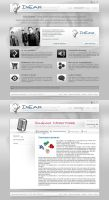Website inear monitors by D72