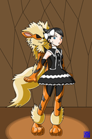 Living Suit of Arcanine 1 by sinrin8210