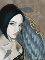 Shedding My Wings---updated--- by katklich