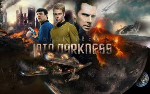 Star Trek - Into Darkness by 1darthvader