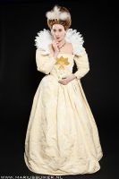 Photoshoot Queen Elizabeth I by Firefly182