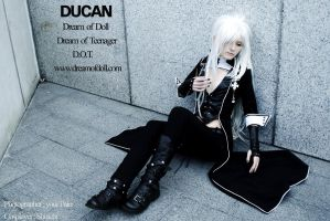 Ducan BJD. by Your-Pain