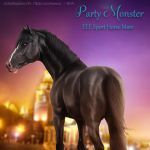 Party Monster by VIP-EquineArt