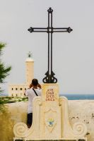 the crux the photographer the lighthouse the sea by st2wok