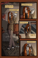 Woman Scorned pg 2 by DrawDrone