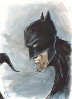 Batman FCBD sketch by TreeBeerdy