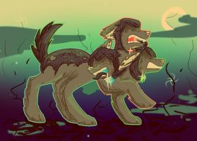 Shattering The Skies - CE for lupisvulpes by monstercat-masochism