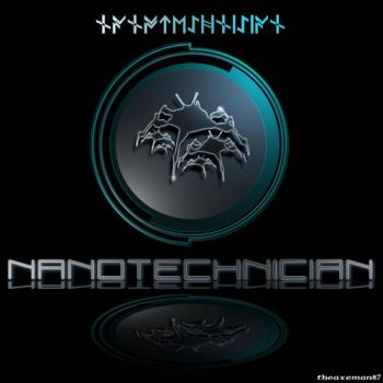Too Human Character Logo - Nano Technician by theaxeman87