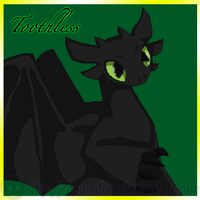 HTTYD-Toothless by Doomdrao