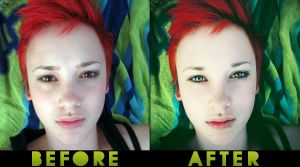 Before And After IIII by The-Exs-And-The-Ohs