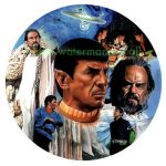 Star Trek 5-The Search for Spock's Brother-Brother by SteveStanleyArt