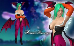 Helena Morrigan by DragonLord720