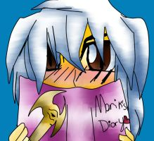 'What the hell, Marik?' by Uxiethecat