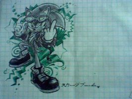 Scourgey:. by 5courgesbestbuddy
