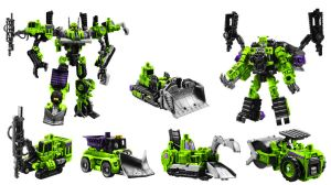 PCC G1 Constructicons Digibash by Air-Hammer