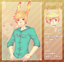 Rabbitopia App_Chris by prince-buggy