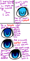 Eye Tutorial by xAribelle