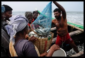 Indian fishermen 3 by yanjin