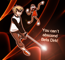 HS - Can't Abscond Beta Dirk by Gav-Imp