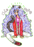 LEONNE! by bearkind