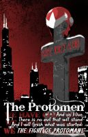 Protomen Poster 2 by Templarking