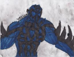 Black lantern spidey 2099 by ChahlesXavier