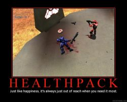 HEALTHPACK by Psycho-Lawton