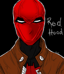 The Red Hood by SeveredSmile