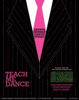 Dance Poster by TylerSpader