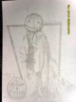 Sam from Trick 'R Treat by Lonewolf898