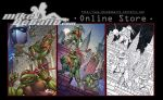 TMNT Store by SquirrelShaver